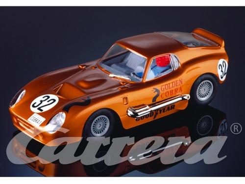 Carrera Exclusiv Fahrzeuglisten - Alle Exclusiv Slotcars
